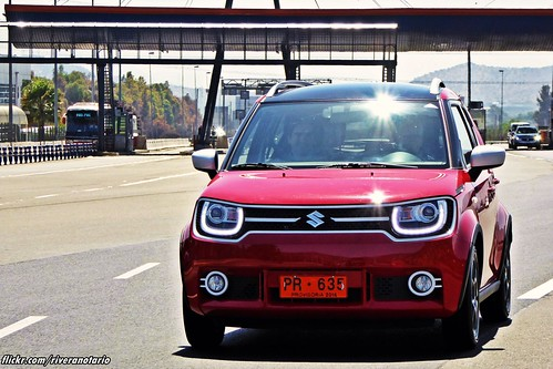 Suzuki Ignis 2017 - Chile