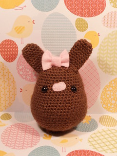 Chocolate Egg Bunny | by Crazy Craft
