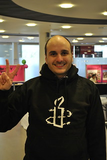 Mounir Atassi supports Amnesty | by amnestylondon