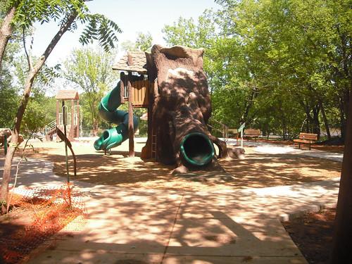 Martin Park Nature Center Ok