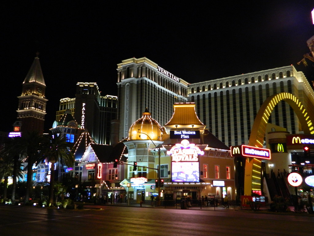 best casino on the strip