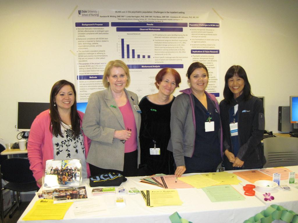left) Leilanie Ayala, MSN, RN, CNS-BC, NP-BC; Pat Matos, … | Flickr