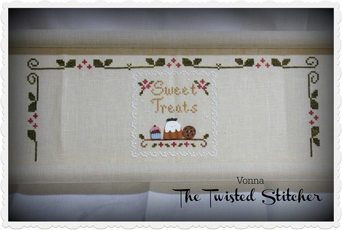 CCN Sweet Treats Part 1 + Border
