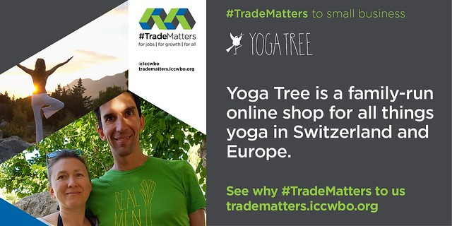 #TradeMatters to small business