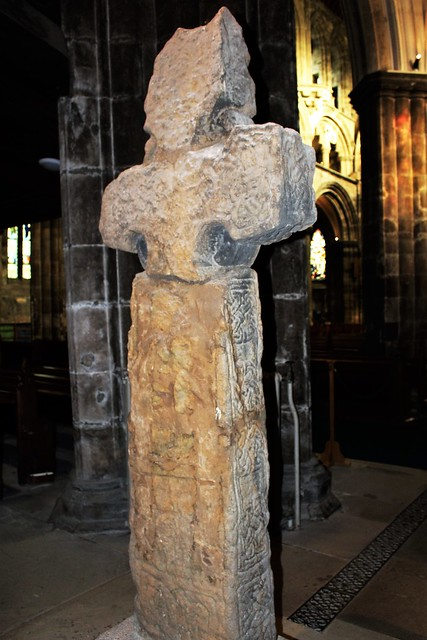 10th century Barochan Cross, Paisley, Scotland