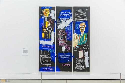 Jean‐Michel Basquiat The Broad Museum Los Angeles 01 | by Eva Blue