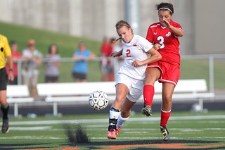 Girls Soccer vs. John Marshall | by FarmingtonStrength