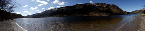 Loch Lubnaig- pano 2 | by Dave Trott