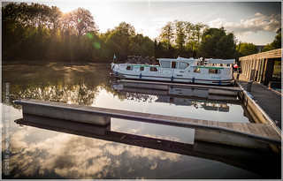 Hausbootferien 2015, Briare, Locaboat Basis | by remosworld