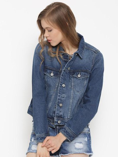 Jacket styles for women - Denim jacket