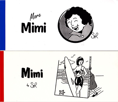 Mimi and More Mimi by Steve Solomon | by kumi matsukawa