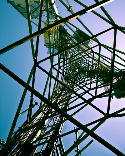 Cell Phone Tower | by zdenadel