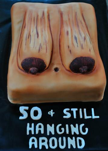 Still Hanging Around Chocolate Cake Filled Ganached