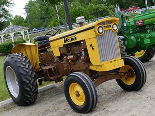 Antique Tractor Show 2013, Clinton, Michigan | by F. D. Richards