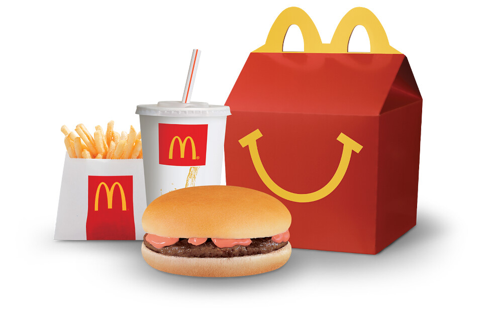Très McDonalds Happy Meal box | badudetsmedia | Flickr YI71