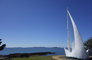 Emu Park - Singing Ship Monument | by minuseleven