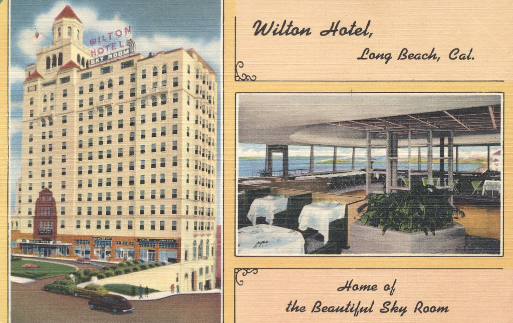 Wilton Hotel - Long Beach, California