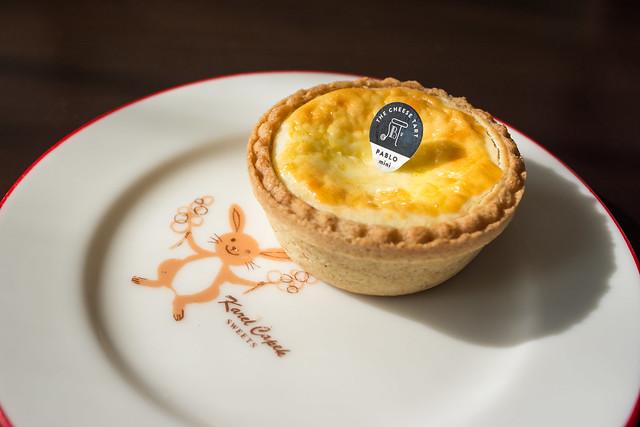 PABLO miniのチーズタルト「プレーン」の写真
