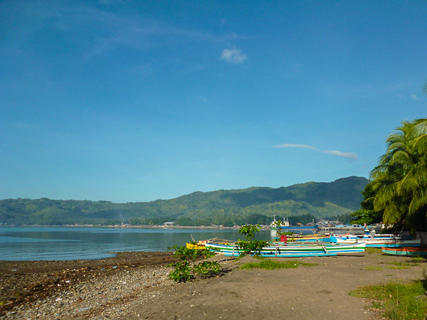 Sogod harbour