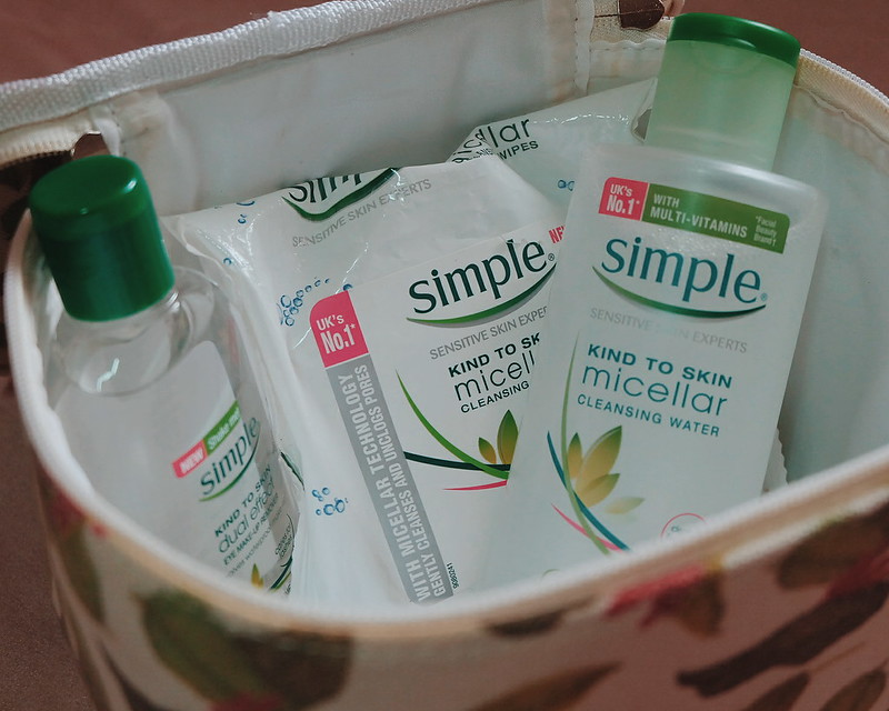 simple skin care review