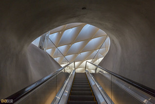 The Broad Museum Los Angeles 06 | by Eva Blue