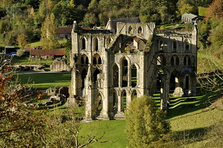 Rievaulx Abbey from the Terrace | by petelovespurple