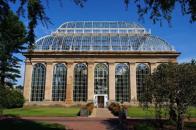 Que faire à Edimbourg Ecosse - Jardins Botaniques