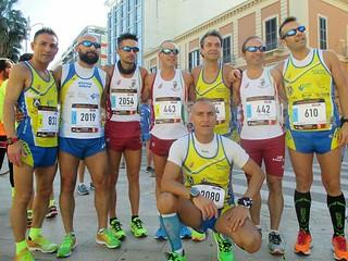Gli atleti DOF si distinguono nella maratona di Bari (1)