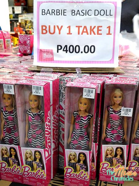 Barbie Buy 1 Take 1