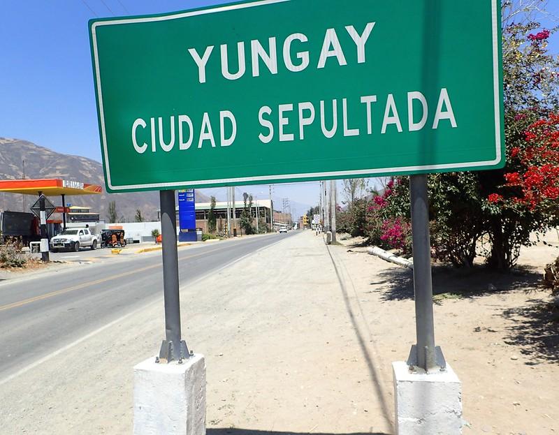 Yungay, ciudad sepultada.
