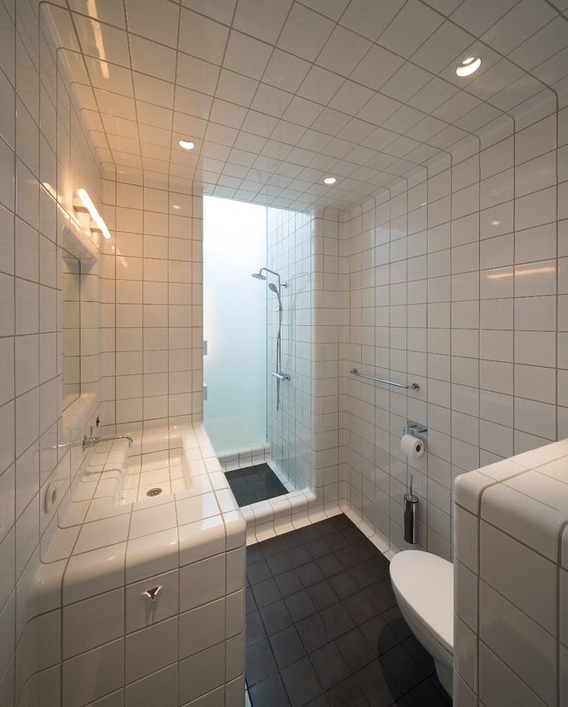 Herenhuis Heemraadssingel // badkamer op de tweede verdiep…   Flickr