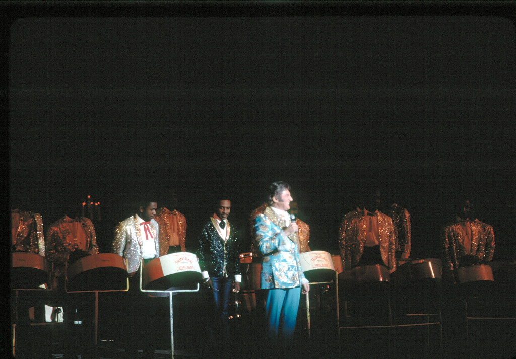 ... Garden State Arts Center, 1969 | By Steve