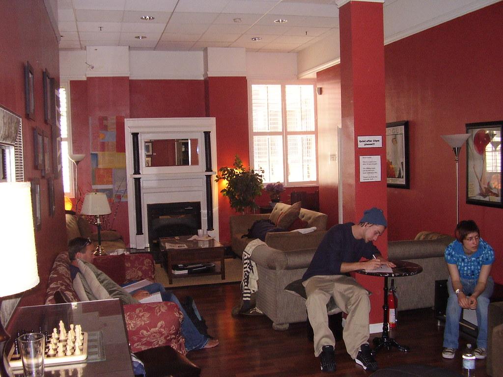 adelaide hostel : san francisco (june 2007) | chris riley | flickr