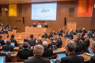 161024_GC36_Pope_Francis_Visit_IE_1 | by gc36 - Jesuits