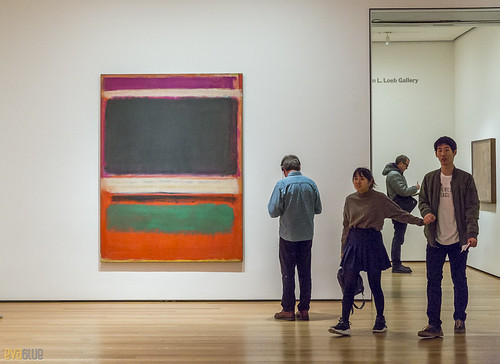 Mark Rothko MOMA NYC 01 | by Eva Blue