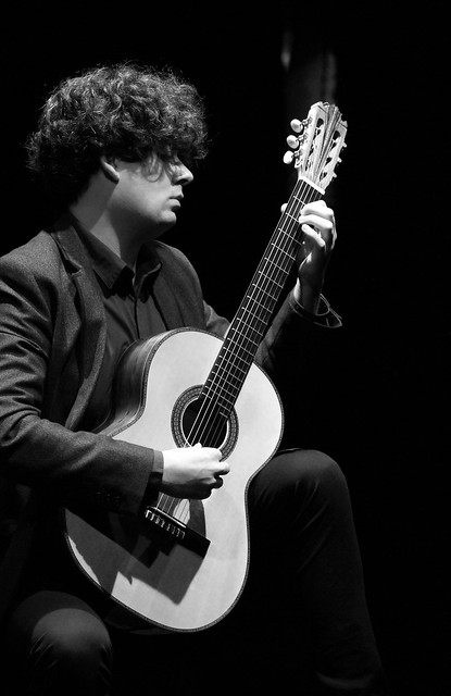 IMPRESIONES Y PAISAJES - SAMUEL DIZ, GUITARRA - TEATRO EL ALBÉITAR 25.11.16