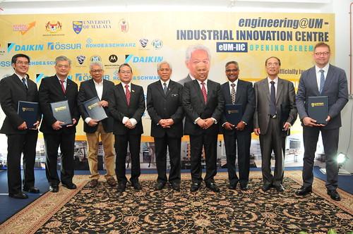 Industrial Innovation Centre Opening Ceremony, 24 Nov 2016