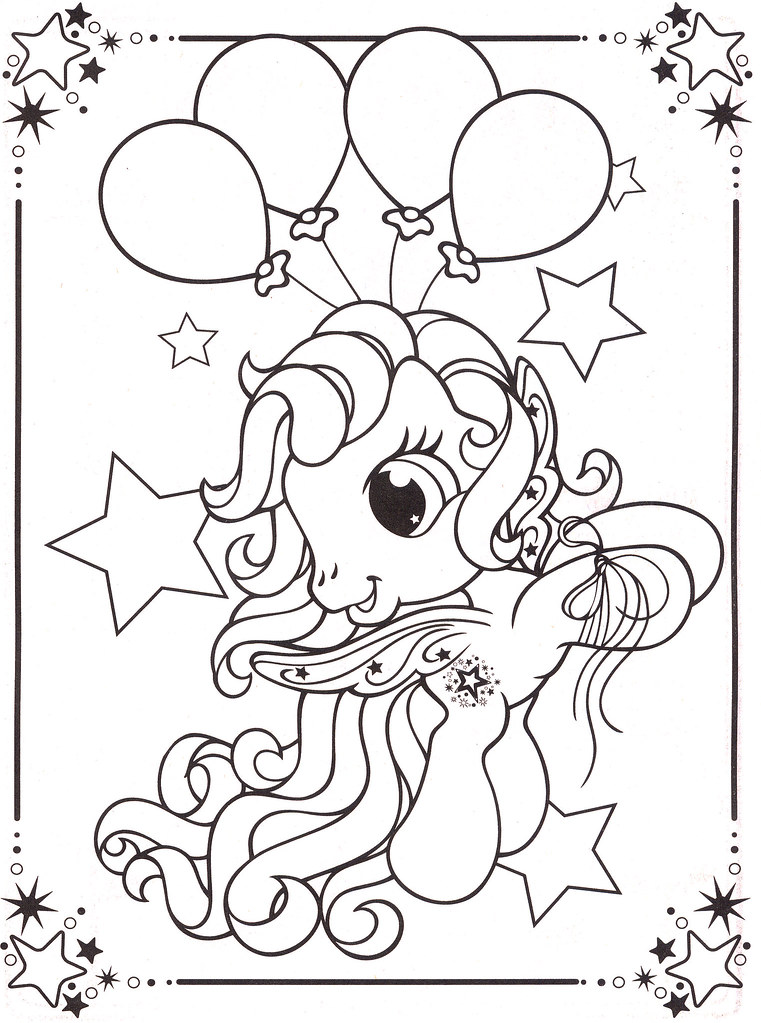 Coloringpagesforkids My Little Pony Coloring Pages 49