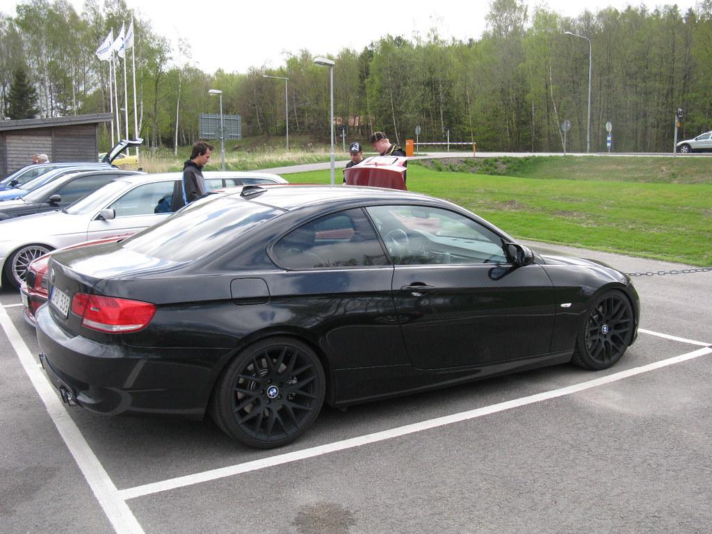 BMW I Coupé E Nakhon Flickr - Bmw 335i coupe