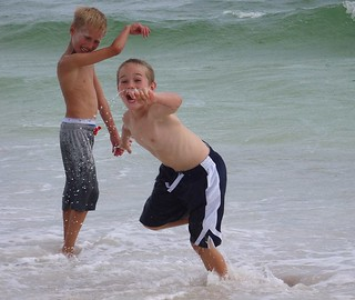 Boys and Their Beach - Pure Joy! | by brightcd