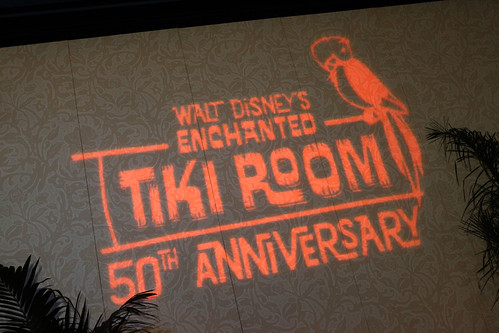 Enchanted Tiki Room Disneyland Hotel