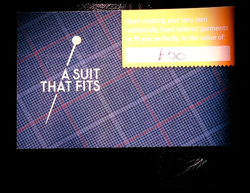 Voucher for £50 at 'a suit that fits' | by :: Wendy ::