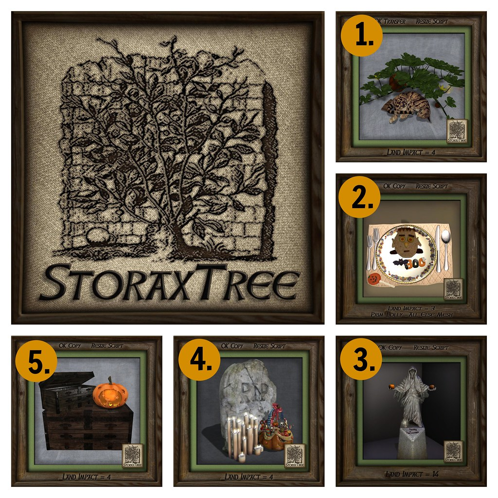 Featured StoraxTree