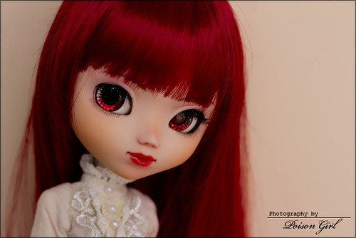~ Partial face-up Pullip Eternia for Kaya ~ | by -Poison Girl-
