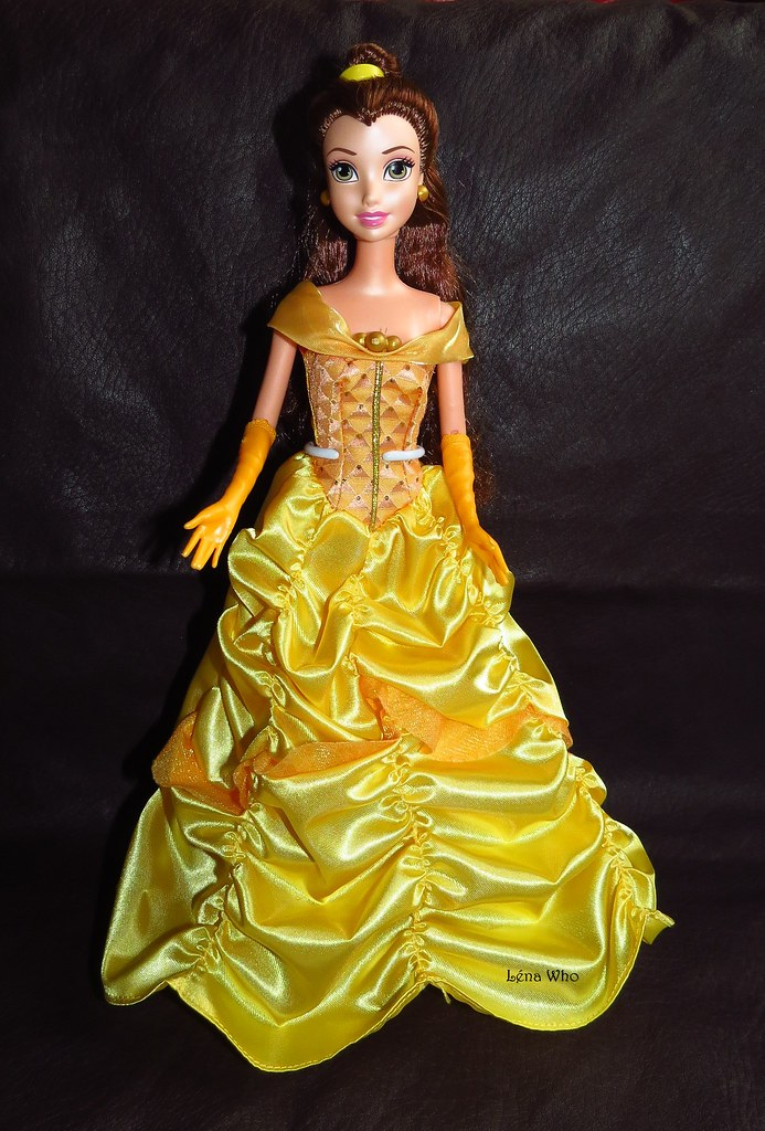 "Belle Signature belle ""signature collection"",mattel (2015) 