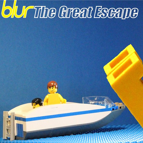 BLUR: The Great Escape | by Christoph!