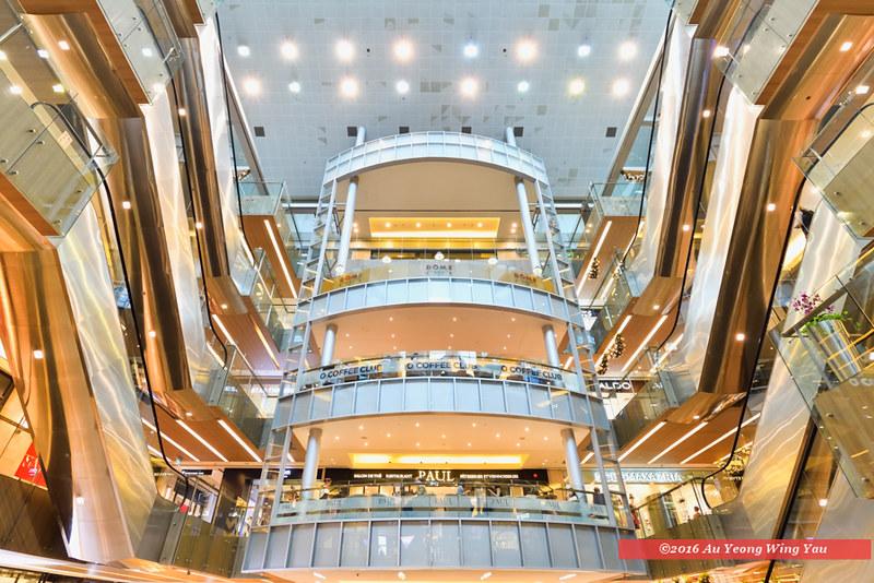 Singapore 2016: Paragon Mall