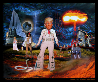 """The Ballad of  Donald Trump"" November 7, 2016 