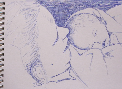 Mother & Child (Jennifer and Owen) | by Ex-Grungy Student