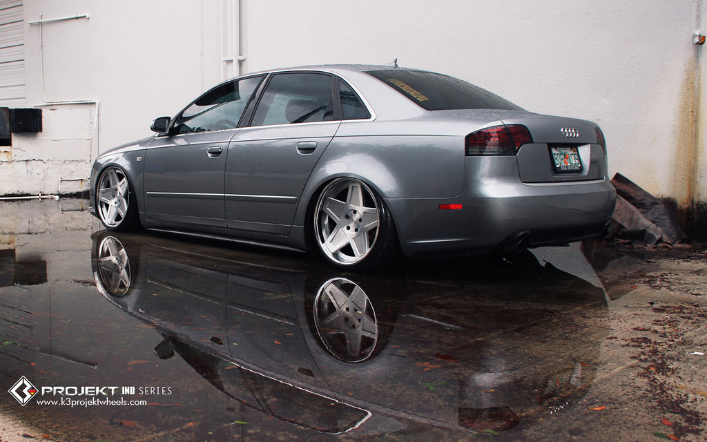 K3 Projekt Wheels | IND Series Model 5SG on Joshua's Audi … | Flickr